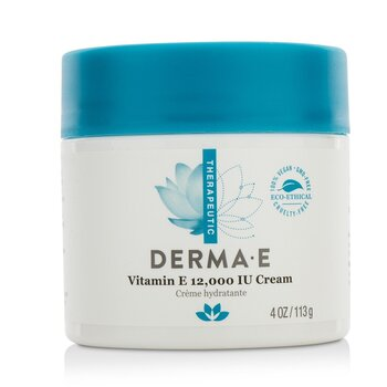 Therapeutic Vitamin E 12,000 IU Cream (113g/4oz)