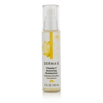 Derma E Vitamin C Renewing Moisturizer - 保濕及護理
