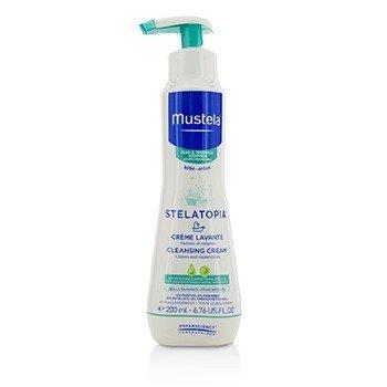 Stelatopia Cleansing Cream - For Atopic-Prone Skin (200ml/6.76oz)