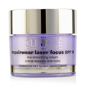 Repairwear Laser Focus Line Smoothing Cream SPF 15 - Combination Oily To Oily (50ml/1.7oz)