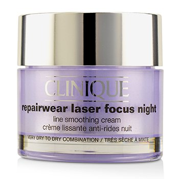Repairwear Laser Focus Night Line Smoothing Cream - Very Dry To Dry Combination (50ml/1.7oz)
