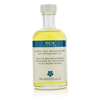 Atlantic Kelp And Microalgae Anti-Fatigue Bath Oil (110ml/3.71oz)