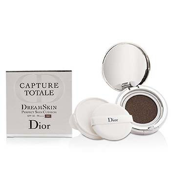 Capture Totale Dreamskin Perfect Skin Cushion SPF 50 With Extra Refill - # 040 (2x15g/0.5oz)