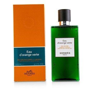 D'Orange Verte Hair And Body Shower Gel (200ml/6.5oz)