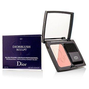 Christian Dior Diorblush Sculpt Professional Contouring Пудровые Румяна - # 001 Pink Shape 7g/0.24oz