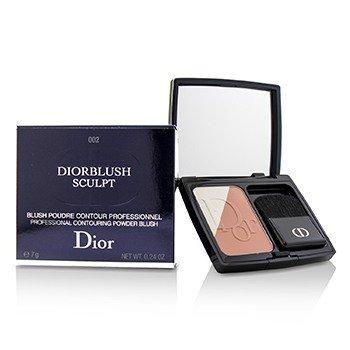 Christian Dior Diorblush Sculpt Professional Contouring Пудровые Румяна - # 002 Coral Shape 7g/0.24oz