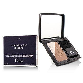 Christian Dior Diorblush Sculpt Professional Contouring Пудровые Румяна - # 003 Beige Contour 7g/0.24oz
