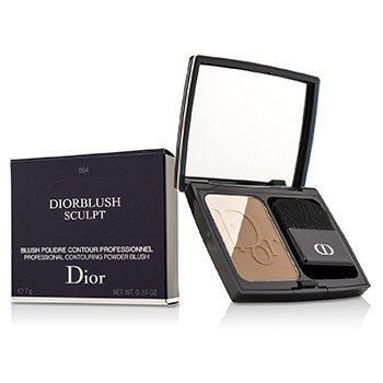 Christian Dior Diorblush Sculpt Professional Contouring Пудровые Румяна - # 004 Brown Contour 7g/0.24oz