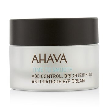 Time To Smooth Age Control Brightening & Anti-Fatigue Eye Cream (15ml/0.51oz)