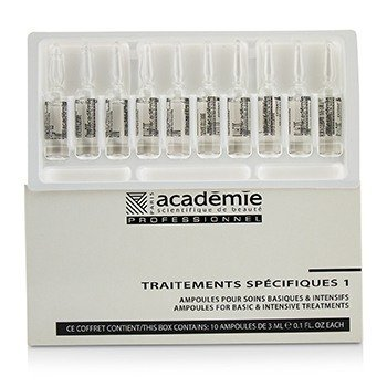 Specific Treatments 1 Ampoules Integral Cells Extracts - Salon Product (10x3ml/0.1oz)