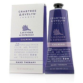 Lavender & Espresso Calming Hand Therapy (100ml/3.45oz)