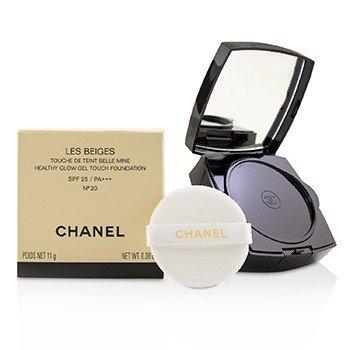Chanel 香奈兒 香奈兒時尚裸光果凍粉餅 SPF25/PA++ - # N20 11g/0.38oz - 粉底及蜜粉
