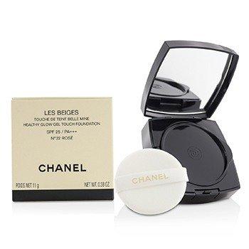 Chanel 香奈兒 香奈兒時尚裸光果凍粉餅 SPF25/PA++ - # N22 Rose 11g/0.38oz - 粉底及蜜粉