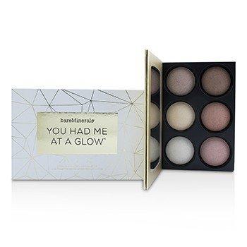 You Had Me At A Glow Dimensional Powder Palette (6x1.6g/0.05oz)