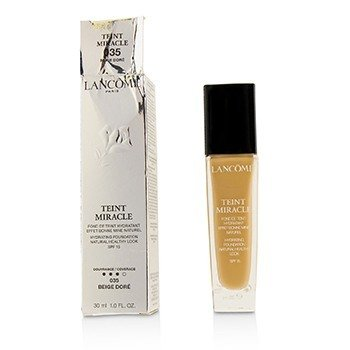 Teint Miracle Hydrating Foundation Natural Healthy Look SPF 15 - # 035 Beige Dore (Box Slightly Damaged) (30ml/1oz)