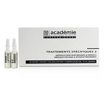 Specific Treatments 2 Ampoules Omega 3-6-9 - Salon Product (10x3ml/0.1oz)
