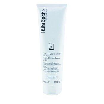 Nutridermologie Tomato Massage Beauty Cream For Face & Body - Professional Size (300ml/10.14oz)
