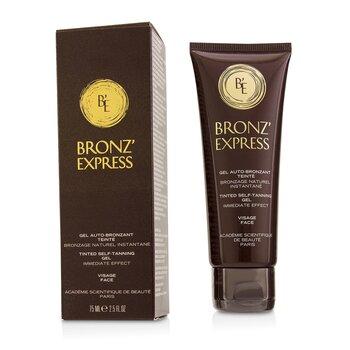 Bronz' Express Face Tinted Self-Tanning Gel (75ml/2.5oz)