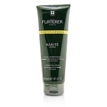 Karite Hydra Hydrating Ritual Hydrating Shine Mask - Dry Hair (Salon Product) (250ml/8.7oz)