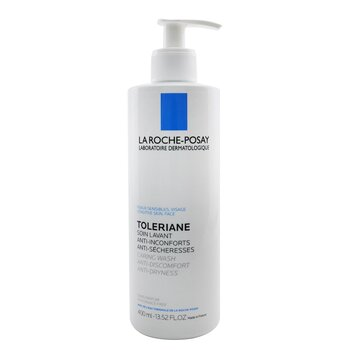 Toleriane Hydrating Gentle Cleanser (For Normal To Dry Skin) (400ml/13.52oz)