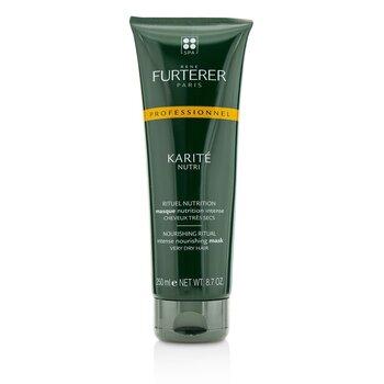 Karite Nutri Nourishing Ritual Intense Nourishing Mask - Very Dry Hair (Salon Product) (250ml/8.7oz)