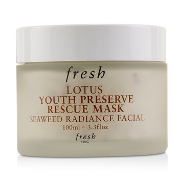 Lotus Youth Preserve Rescue Mask (100ml/3.3oz)