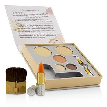 Pure & Simple Makeup Kit - # Light (9.6g/0.34oz)