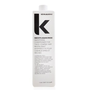 Smooth.Again.Rinse (Smoothing Conditioner - For Thick, Coarse Hair) (1000ml/33.8oz)