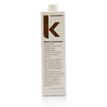 Smooth.Again.Wash (Smoothing Shampoo - For Thick, Coarse Hair) (1000ml/33.8oz)