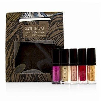 Bisous Lip Glace Collection (5x2.8g/0.1oz)