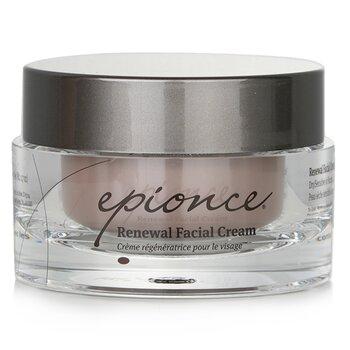 Epionce 美肌再生面霜 (乾性/敏感肌至中性肌膚) Renewal Facial Cream 50g/1.7oz - 保濕及護理