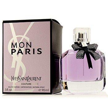 Yves Saint Laurent YSL聖羅蘭 慾望巴黎淡香精Mon Paris Couture Eau De Parfum Spray 90ml/3oz - 香水