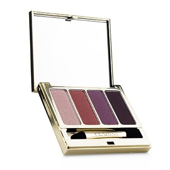 4 Colour Eyeshadow Palette (Smoothing & Long Lasting) - #07 Lovely Rose (6.9g/0.2oz)