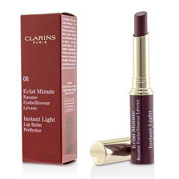 Eclat Minute Instant Light Lip Balm Perfector - # 08 Plum (1.8g/0.06oz)