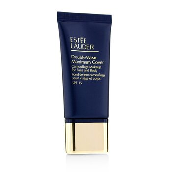 Double Wear Maximum Cover Camouflage Make Up (Face & Body) SPF15 - #1N1 Ivory Nude (30ml/1oz)