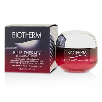 Blue Therapy Red Algae Uplift Visible Aging Repair Firming Rosy Cream - All Skin Types (50ml/1.69oz)