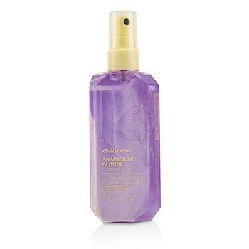 Shimmer.Me Blonde (Repairing Shine Treatment - For Blondes) (100ml/3.4oz)