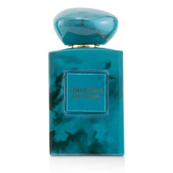 Giorgio Armani 亞曼尼 高級訂製香水寰遊系列-烏香綠松石 100ml/3.4oz - 香水