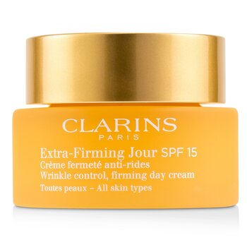 Extra-Firming Jour Wrinkle Control, Firming Day Cream SPF 15 - All Skin Types (50ml/1.7oz)