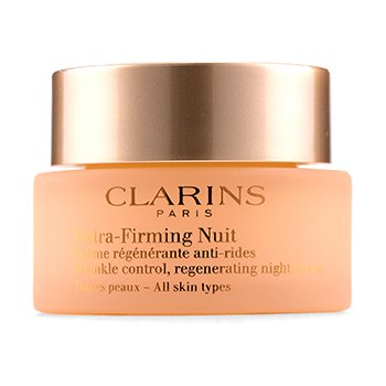 Extra-Firming Nuit Wrinkle Control, Regenerating Night Cream - All Skin Types (50ml/1.6oz)