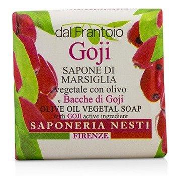 Dal Frantoio Olive Oil Vegetal Soap - Goji (100g/3.5oz)