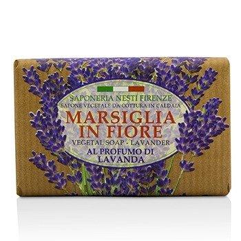 Marsiglia In Fiore Vegetal Soap - Lavender (125g/4.3oz)