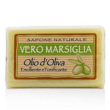 Vero Marsiglia Natural Soap - Olive Oil (Emollient & Toning) (150g/5.29oz)