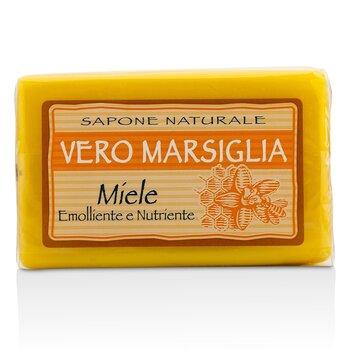 Vero Marsiglia Natural Soap - Honey (Emollient & Nourishing) (150g/5.29oz)