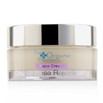 Double Rose Rejuvenating Face Cream (50ml/1.69oz)