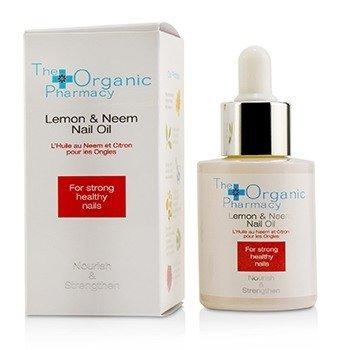 Lemon & Neem Nail Oil - Nourish & Strengthen (30ml/1oz)