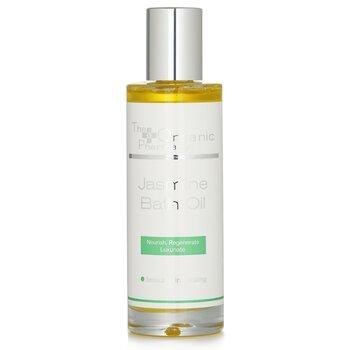 Jasmine Bath Oil - Sensual & Intoxicating (100ml/3.3oz)
