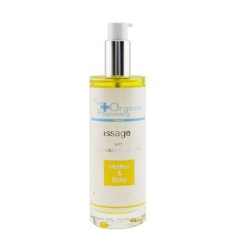 Mother & Baby Massage Oil (100ml/3.3oz)