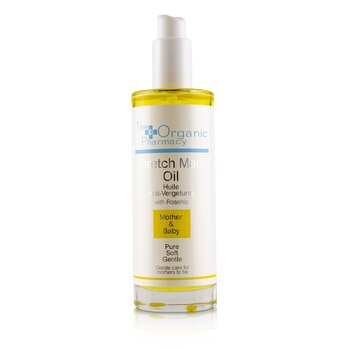 Stretch Mark Oil - For Mothers & Mothers-to-be (100ml/3.3oz)