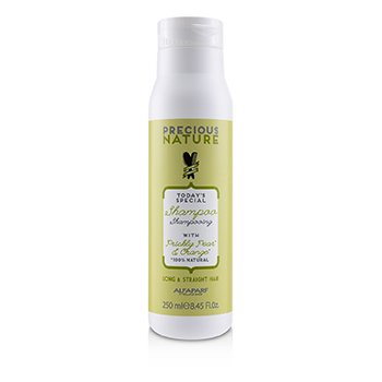 Precious Nature Today's Special Shampoo (For Long & Straight Hair) (250ml/8.45oz)